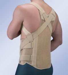 Корсет грудо-пояснично-крестцовый с термопластиком, жесткой фиксации
