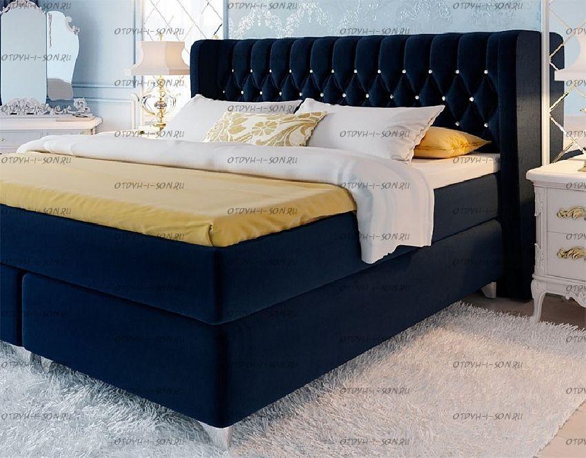 Кровать Франческо. Спальная система Франческа Perrino