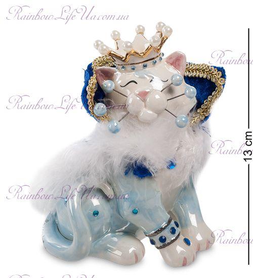 """Фигурка кошка Принцесса """"Pavone"""""""