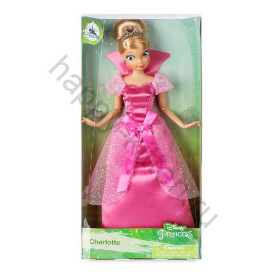 Кукла Шарлотта Дисней