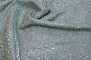 Трикотаж люрекс на интерлоке  7122/C#5