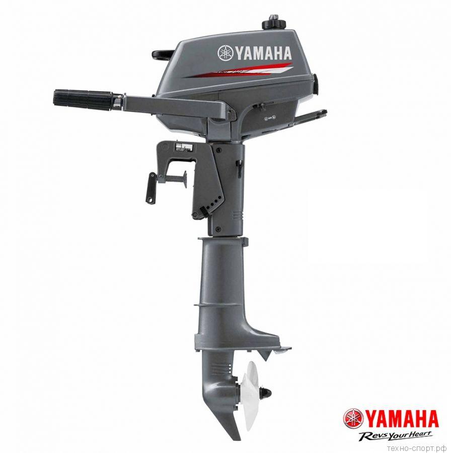 Лодочный мотор Yamaha 3 BMHS 2х-тактный