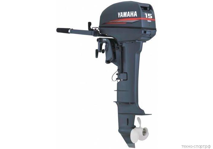 Лодочный мотор Yamaha 15 FMHL 2х-тактный