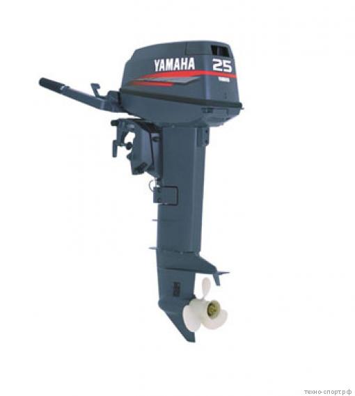 Лодочный мотор Yamaha 25 BWCS 2х-тактный