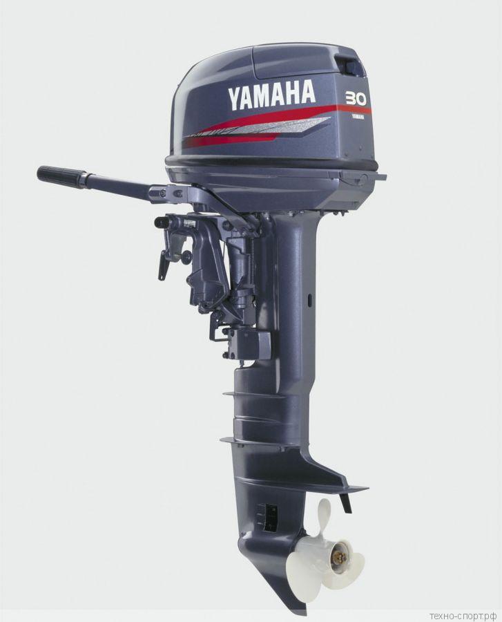 Лодочный мотор Yamaha 30 HMHS 2х-тактный