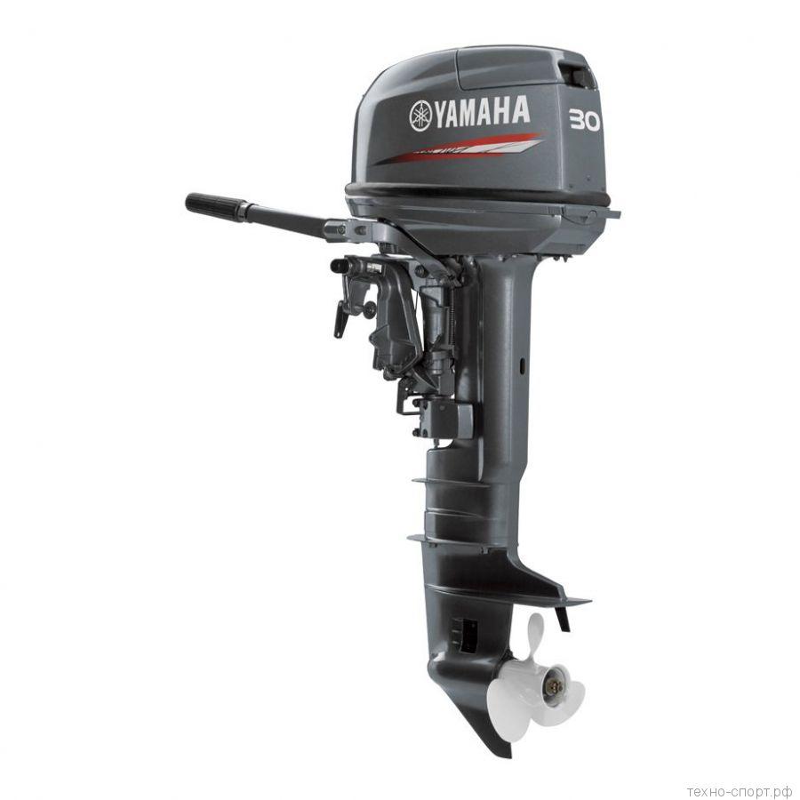 Лодочный мотор Yamaha 30 HMHL 2х-тактный