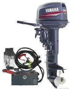 Лодочный мотор Yamaha 30 HWCS 2х-тактный