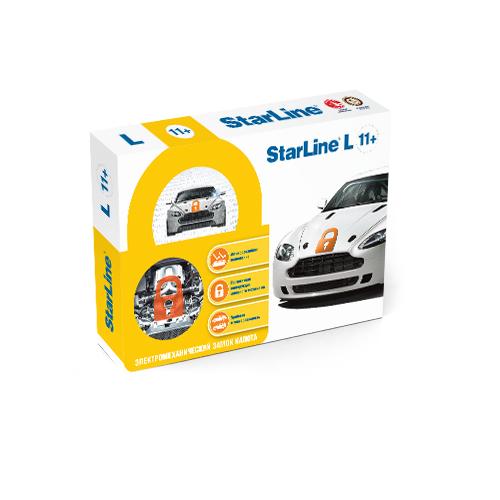Электромеханический замок капота StarLine L11+