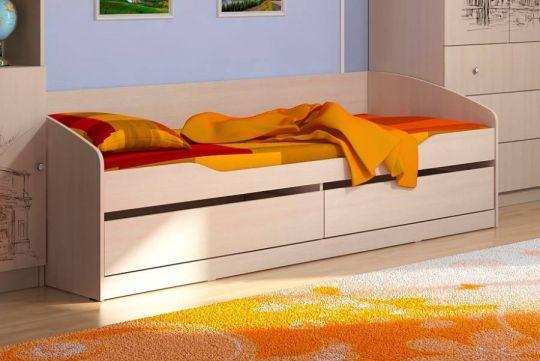 Детская кровать КР-313 Мийа-3 (без фотопечати)