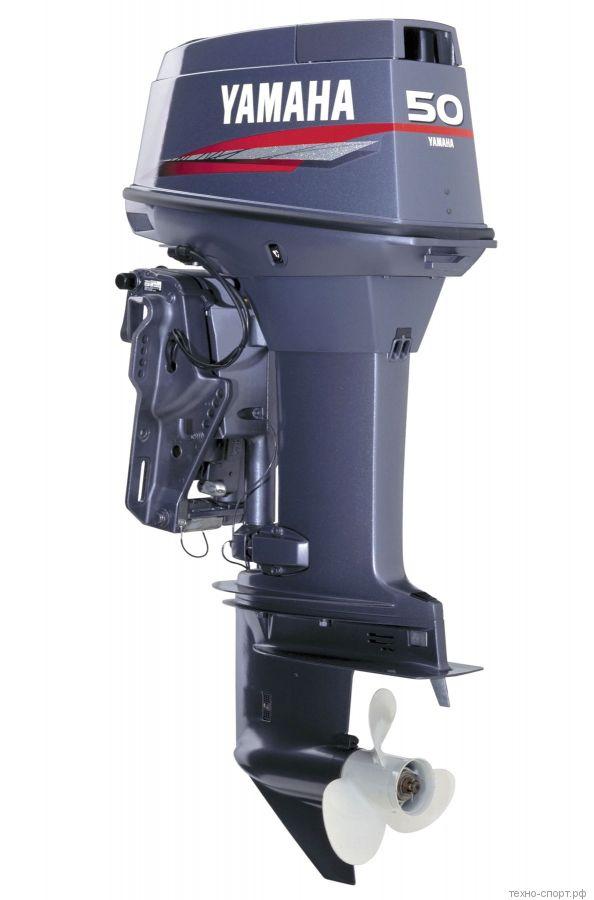Лодочный мотор Yamaha 50 HETOL 2х-тактный