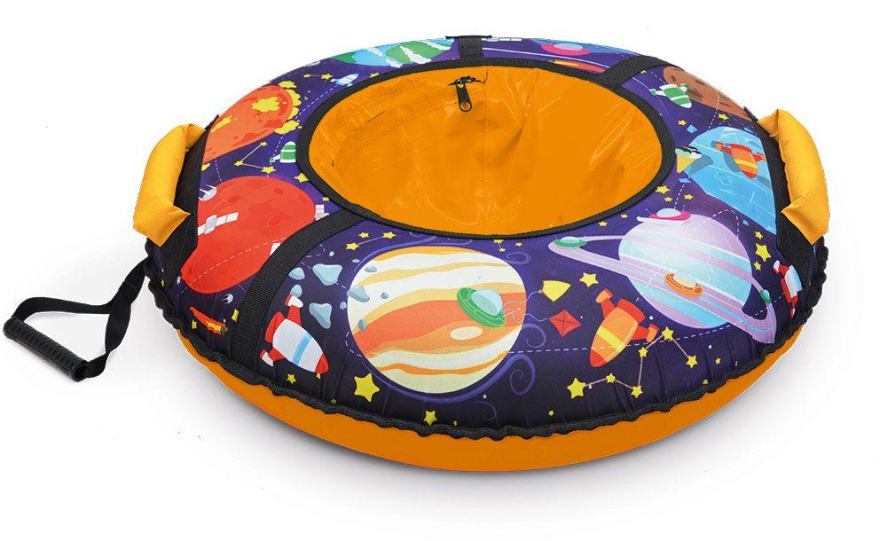 Тюбинг с круговым дизайном ТБ3К-85 (диаметр чехла 930 мм) Планеты