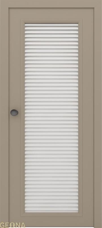 Дверь GL1 с жалюзи