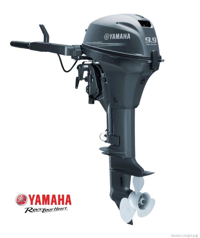Лодочный мотор YAMAHA F 9.9 JMHL - 4-х тактный