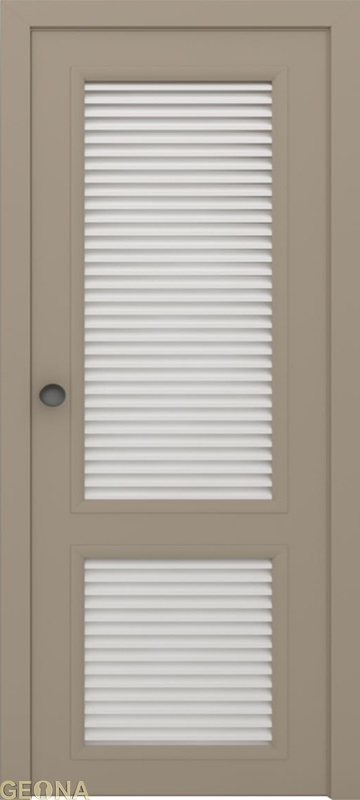 Дверь GL2 с жалюзи