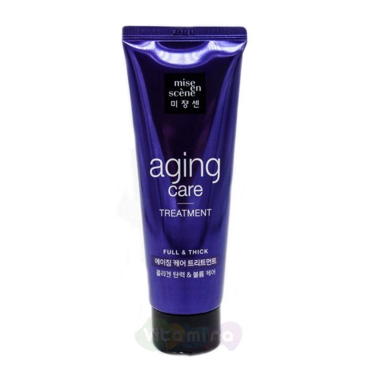 Mise En Scene Антивозрастная маска для волос Aging Care Treatment Pack, 180 мл