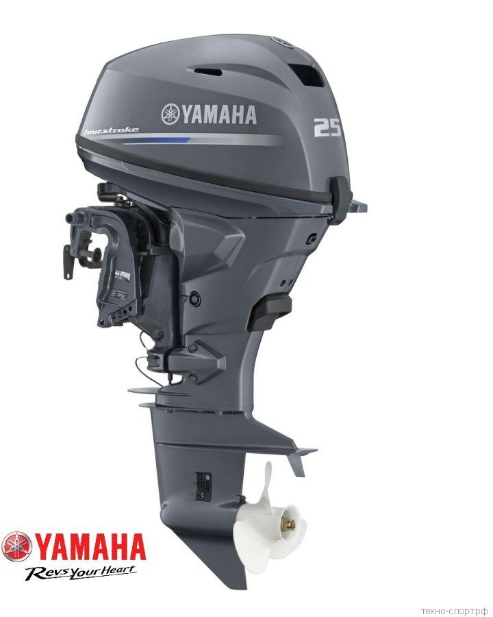 Лодочный мотор Yamaha F 25 GES - 4х-тактный (Инжектор)