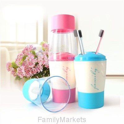 Стаканчик для хранения зубной щётки SINGLE FAMILY