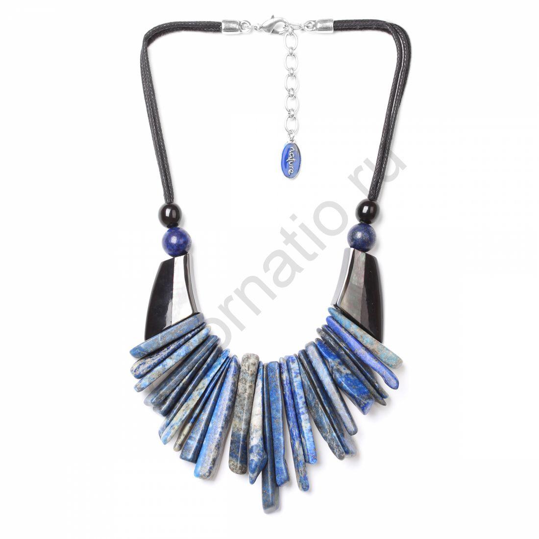 Колье Nature Bijoux 15-27851. Коллекция Deep Blue
