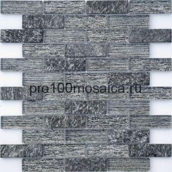 Мозаика Naturelle - Punaluu 260*298*8 мм (чип 23х73х8 мм)