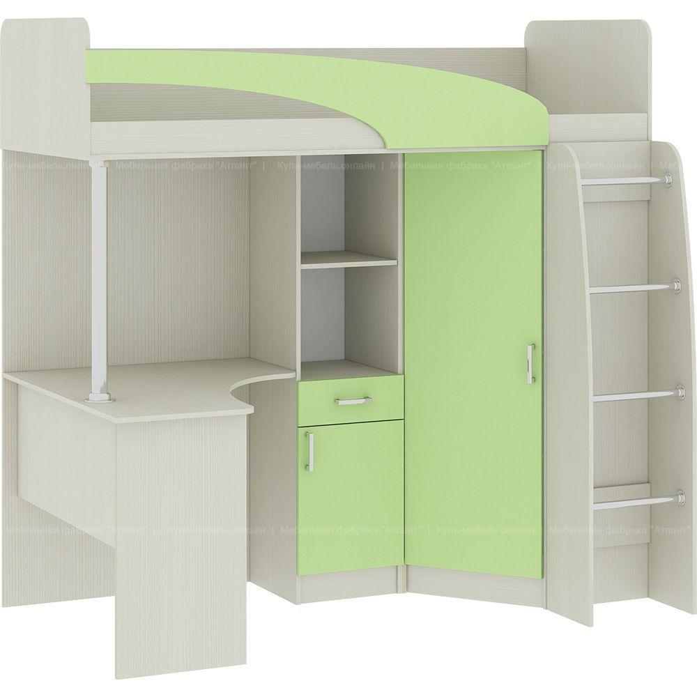 Шкаф-кровать Карамель 77 (Атлант)