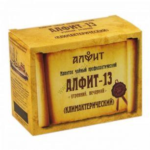 Алфит-13, климактерический, 60 брикетов по 2,0 гр