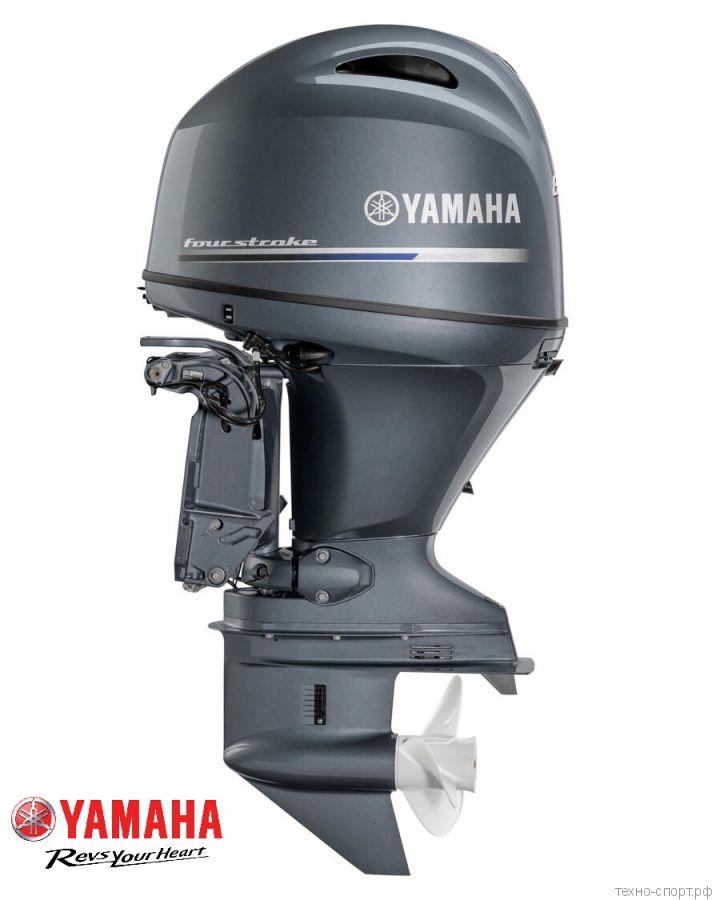 Лодочный мотор Yamaha F 80 DETL - 4х-тактный