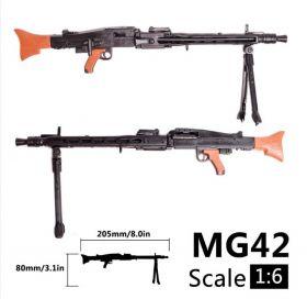Сборная модель пулемета MG 42 1:6