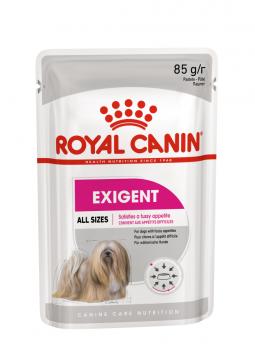 Роял канин Эксиджент паштет для собак пауч (Exigent Loaf) 85г.