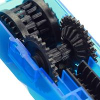 Набор для очистки велосипедной цепи Bicycle Chain Cleaner Brush Set (4)