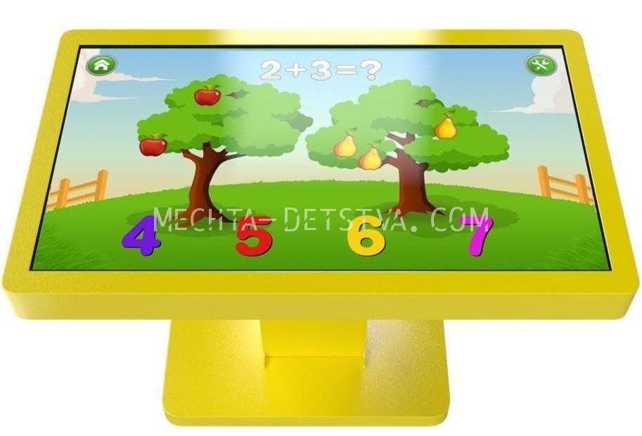Интерактивный сенсорный стол «Экватор»