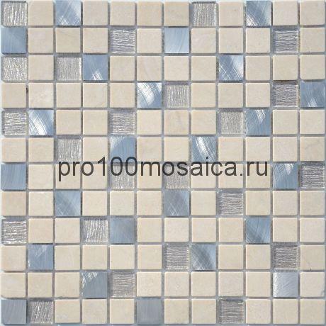 Мозаика Cream Velour 29,8х29,8x0,4 см (чип 23х23х4 мм)