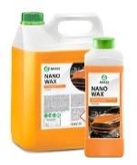 Нановоск с защитным эффектом Grass Nano Wax 5кг цена, купить в Челябинске/Автохимия и автокосметика