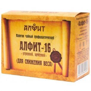 Алфит -16, для снижения веса, 120 гр