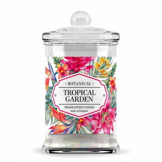 """Bago Home Ароматическая свеча """"Тропический сад"""""""