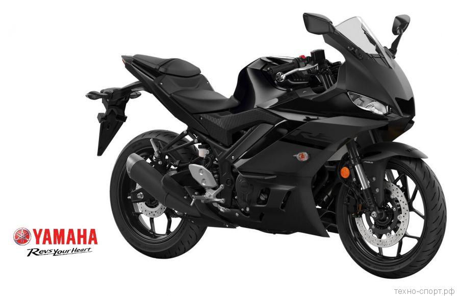 Мотоцикл Yamaha YZF-R3A
