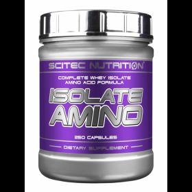 Isolate Amino от Scitec Nutrition 500 кап