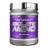 Isolate Amino от Scitec Nutrition 500 кап