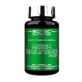 Mega Daily One Plus от Scitec Nutrition 60 кап