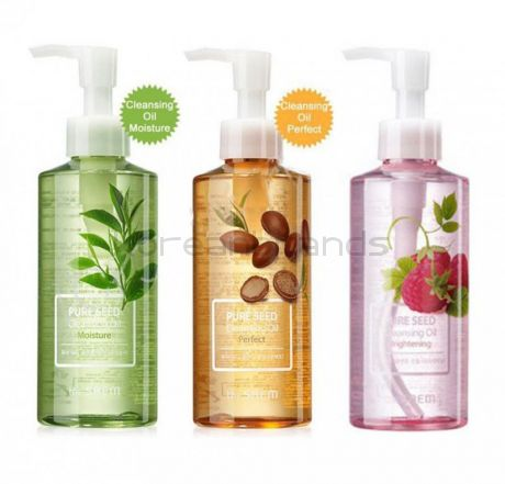 the SAEM Natural Condition Cleansing Oil [Mild] 180 мл