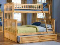 Кровать двухъярусная №45IR