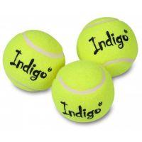 Мяч для большого тенниса INDIGO IN145 (3шт в коробке)