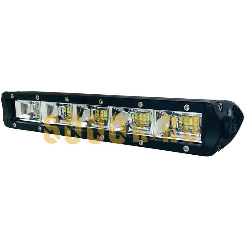Однорядная светодиодная балка 60W Philips дальнего света