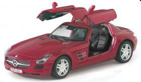 Машина игрушка металл Mercedes-Benz SLS AMG 1:40