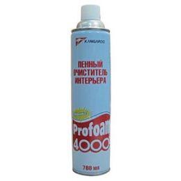 Очиститель интерьера Kangaroo Profoam 4000 780мл цена, купить в Челябинске/Автохимия и автокосметика