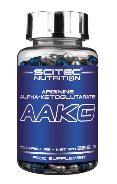 AAKG от Scitec Nutrition 100 кап