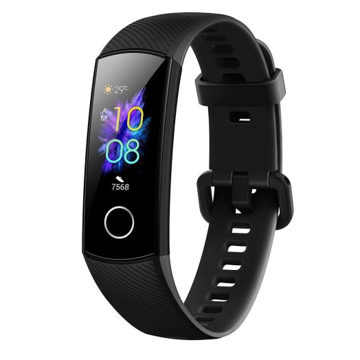 Фитнес браслет Huawei Honor Band 5 black Rus