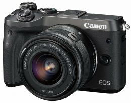 Canon EOS M6 Kit EF-M 15-45 IS STM