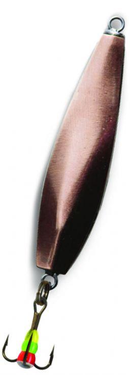 Блесна зимняя SWD ICE VIPER (42мм, вес 7г, сереб+медь, блист)