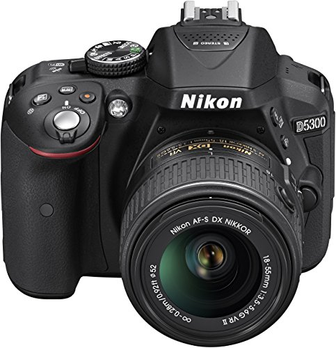 Nikon D5300 kit 18-55mm vr II