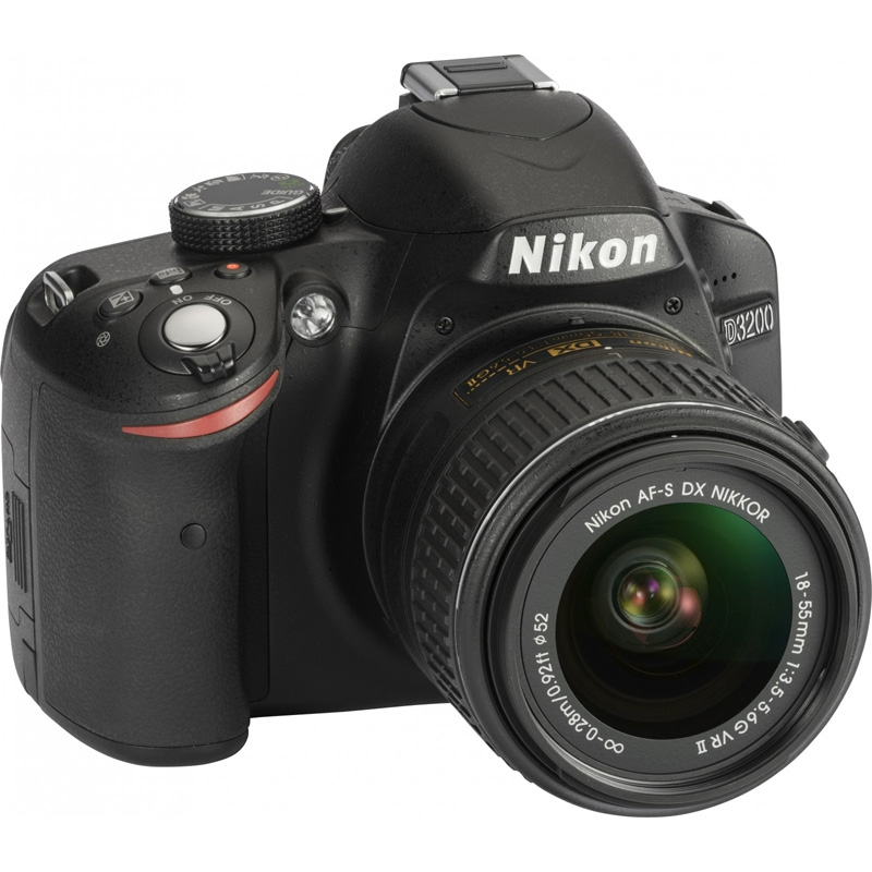 Nikon D3200 Kit 18-55MM VR II